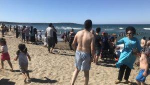 Sinop'ta 6 kişi boğulma tehlikesi geçirdi