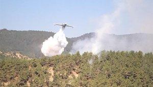 Sinop'taki orman yangını kontrol altına alındı