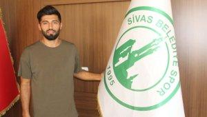 Sivas Belediyespor Muhsin Polat'ı kadrosuna kattı
