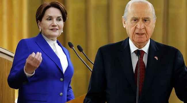 Siyaset arenası alev alev... Akşener'den Bahçeli'nin 'Evine dön' çağrısına yanıt