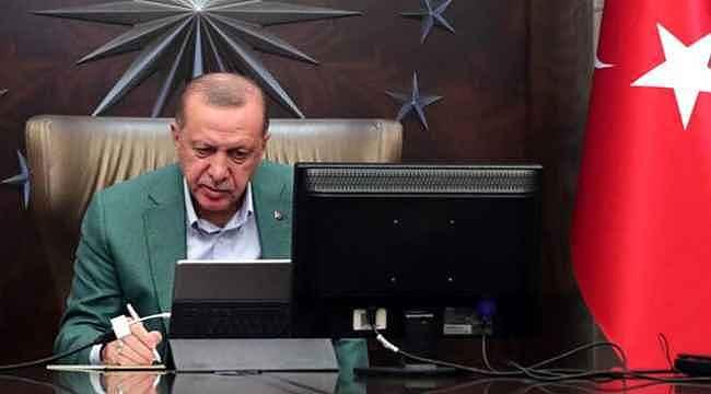 Son ankette Erdoğan'a görev onayı verenlerin oranı yüzde 50'yi aştı