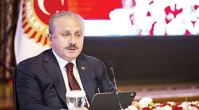 TBMM Başkanı da tehlikeli İstanbul sözleşmesine sahip çıktı,