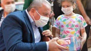 TBMM Başkanı Şentop'tan çocuklara bayram hediyesi