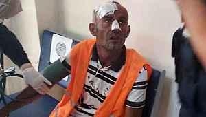 Temizlik görevlisi, uyardığı grup tarafından feci şekilde dövüldü