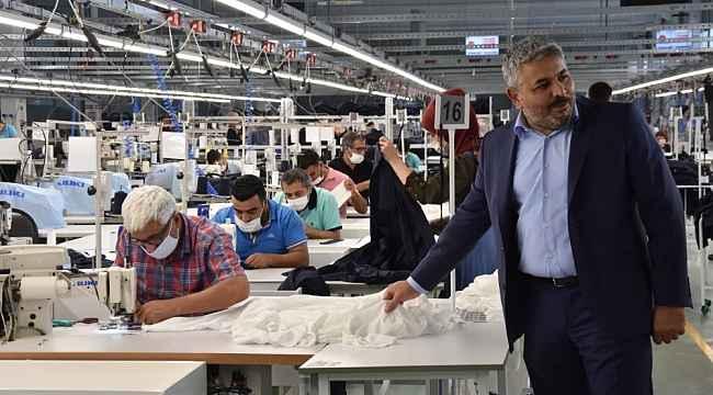 Temmuz'da Malatya'nın ihracat rakamı arttı