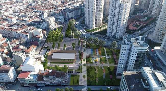 TOKİ'den, Bursa'ya yeni millet bahçeli meydan - Bursa Haberleri