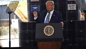 Trump: Seçimleri Biden kazanırsa Amerikalılar Çince konuşmak zorunda kalacak