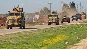 Türk-Rus devriyesine saldırı... Bakanlıktan açıklama
