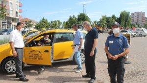 Türkeli'de korona virüs denetimleri devam ediyor