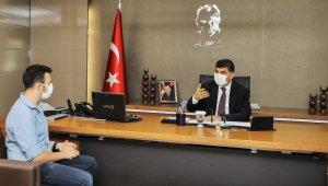 Türkiye 37.'si, Başkan Fadıloğlu'na Teşekkür Etti