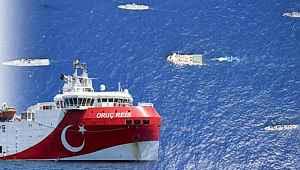 Türkiye dediğini yaptı... Yunanistan'ın Oruç Reis senaryoları suya düştü
