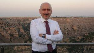 Uşak Çevre Yolu'nda Bakan Karaismailoğlu incelemelerde bulundu