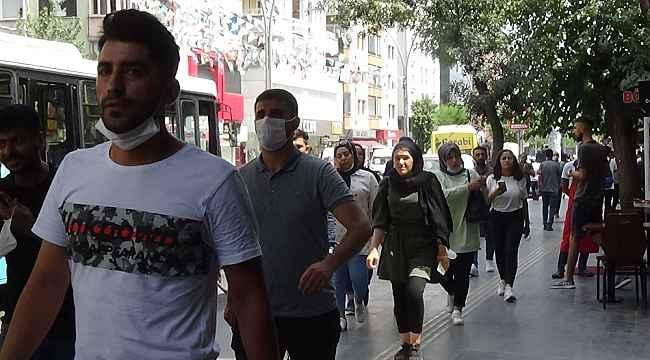 """Vaka sayısının arttığı Diyarbakır'da çocuklar: """"Korona virüs umurumuzda değil"""""""