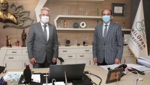 Vali Yardımcısı Kılıç'tan Başkan Erdem'e ziyaret - Bursa Haberleri