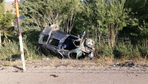 Van'da Kurban Bayramı trafik kazası bilançosu: 3 ölü, 58 yaralı