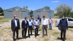 Vekil Arvas'tan TMO Van Ajans Amirliğine ziyaret