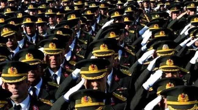 YAŞ Kararları Resmi Gazete'de yayınlandı... 127 amiral ve generale yeni görev
