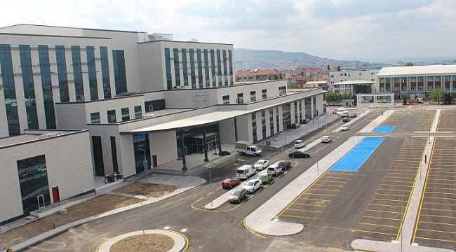 Yeni Kadın Doğum ve Çocuk Hastanesi hizmete başlıyor