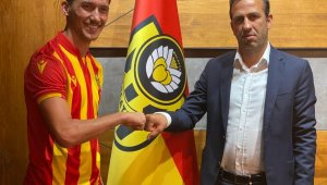 Yeni Malatyaspor'a Kosovalı golcü