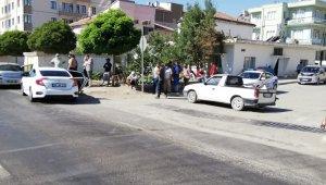Yeşilhisar'da trafik kazası: 1 yaralı