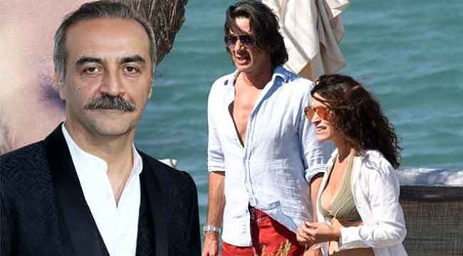 Yılmaz Erdoğan, eski eşinin sevgilisiyle tatil yaptığı otelde kalıyor