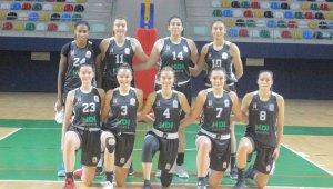 1. Leyla Atakan Kupası: Fenerbahçe Öznur Kablo: 77 - Beşiktaş: 64