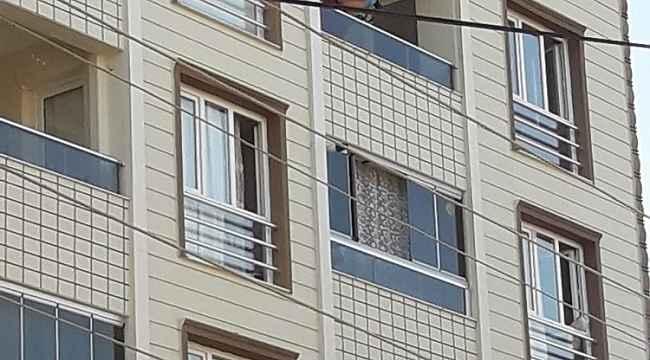 1.5 yaşındaki Ceylin Azra, 5. kattan düşerek yaşamını yitirdi