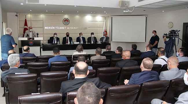 4. Türkiye-Irak Yatırım ve Ticaret Zirvesi başladı