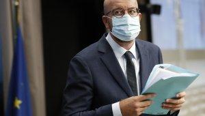 AB Konsey Başkanı Michel, Covid-19 karantinasından çıktı