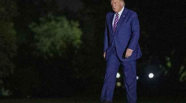 ABD Başkanı Donald Trump'a zehirli madde içeren paket gönderildi