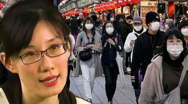 ABD'ye kaçan Çinli Dr. Li-Meng Yan,