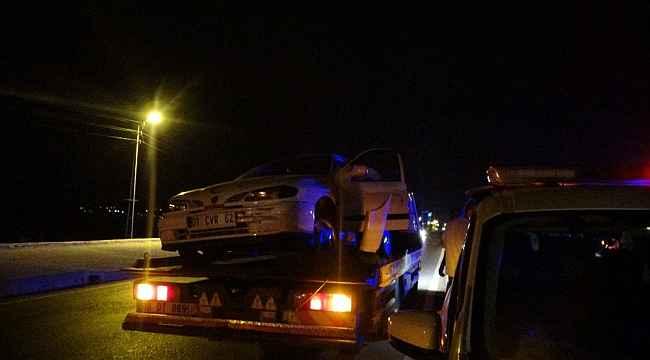 Adana'da aynı anda aynı yerde iki kaza: 3 yaralı