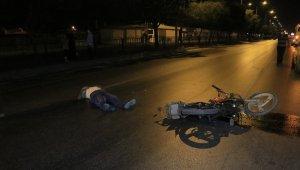 Adana'da motosikletler çarpıştı: 3 yaralı