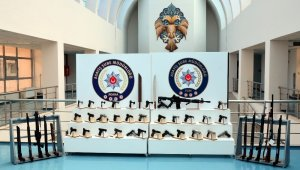 Adana'da şok uygulamalarda 79 silah ele geçirildi