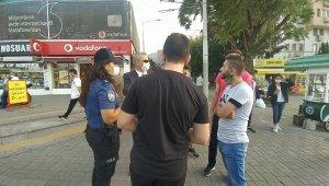 Adım başı 900, toplamda 32 bin 400 lira ceza - Bursa Haberleri