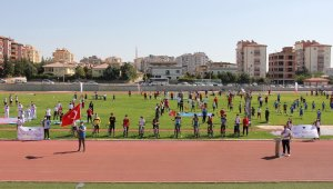 Adıyaman'da Avrupa Spor Haftası etkinliği düzenlendi