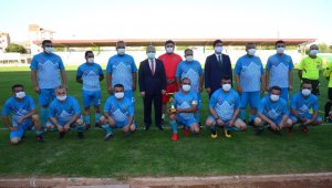 Ahilik Haftası, esnaf futbol turnuvası düzenlendi