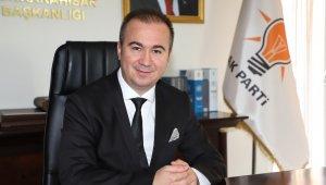 AK Parti Afyonkarahisar İl Başkanı belli oldu