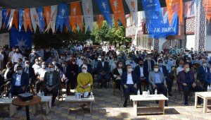AK Parti Akçadağ ilçe kongresi yapıldı