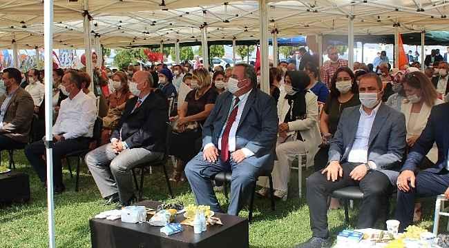 AK Parti Alaşehir'de Başkan Demirel güven tazeledi