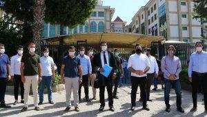 AK Parti Antalya İl Gençlik Kolları, Erol Mütercimler hakkında suç duyurusunda bulundu