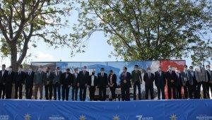 AK Parti Biga İlçe Başkanı Hasan Sepici oldu