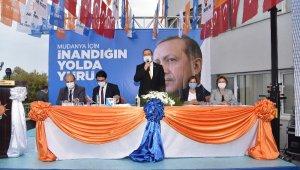 AK Parti Bursa'da 2 kongresini daha bitirdi - Bursa Haberleri