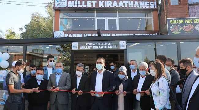 """AK Parti'li Arvas: """"Önce millet ve memleket şiarıyla tevazu, samimiyet ve gayretle hizmet ediyoruz"""""""