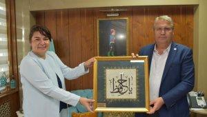 AK Parti'li İskenderoğlu Yunusemre'nin projelerini çok beğendi