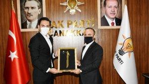 "AK Parti'li Turan: ""Atatürk'ün CHP'si bugün adeta işgal altında"""