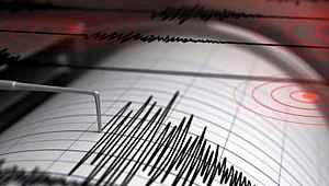 Akdeniz'de 5.7 büyüklüğünde korkutan deprem!
