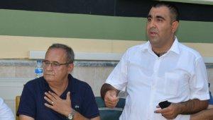 Akhisarspor'da iki istifa birden