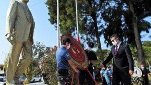Alaçatı'nın kurtuluşunun 98. yılı törenle kutlandı