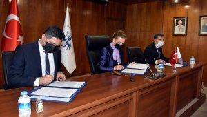 Aliağa Meslek Hastalıkları Hastanesi için protokol imzalandı